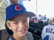 At Wrigley Field